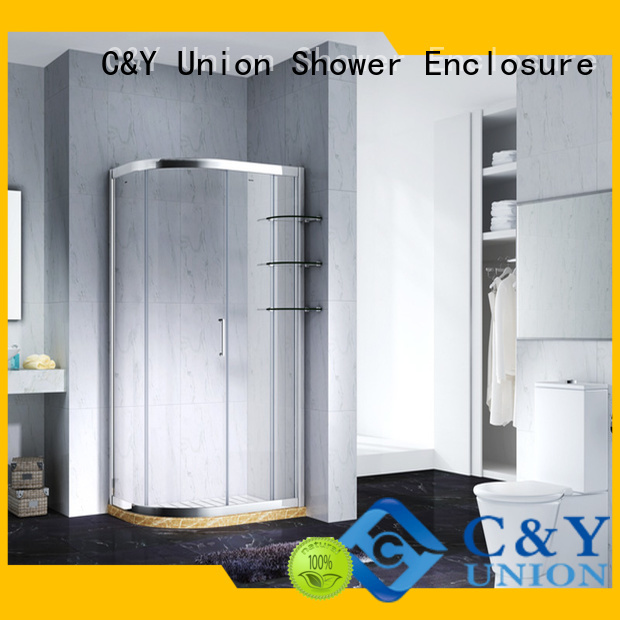 C&Y Union shower cabin for tub for shower room