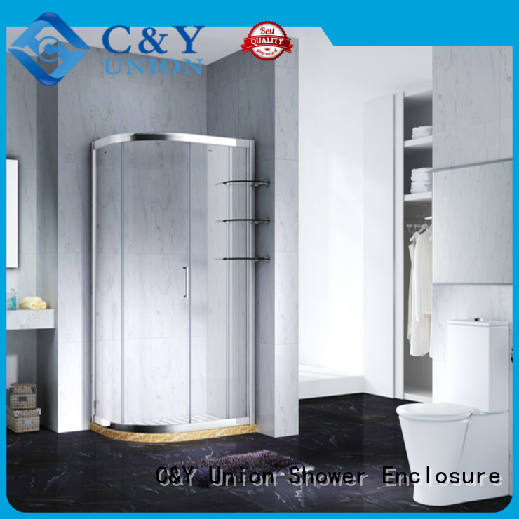 aluminum framed shower enclosure for sale for bath