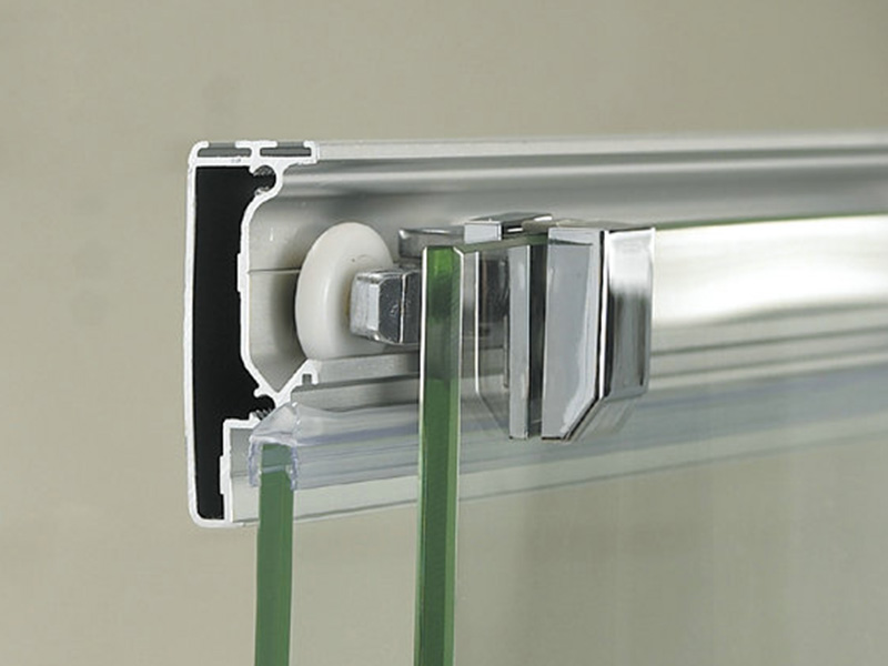 aluminum framed shower enclosure for sale for bath-5