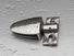 Neo-Angle Hinged Semi Frameless Diamond shape shower enclosure with pivot door,CY3231