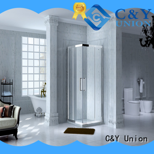 practical framed shower enclosure for tub for alcove