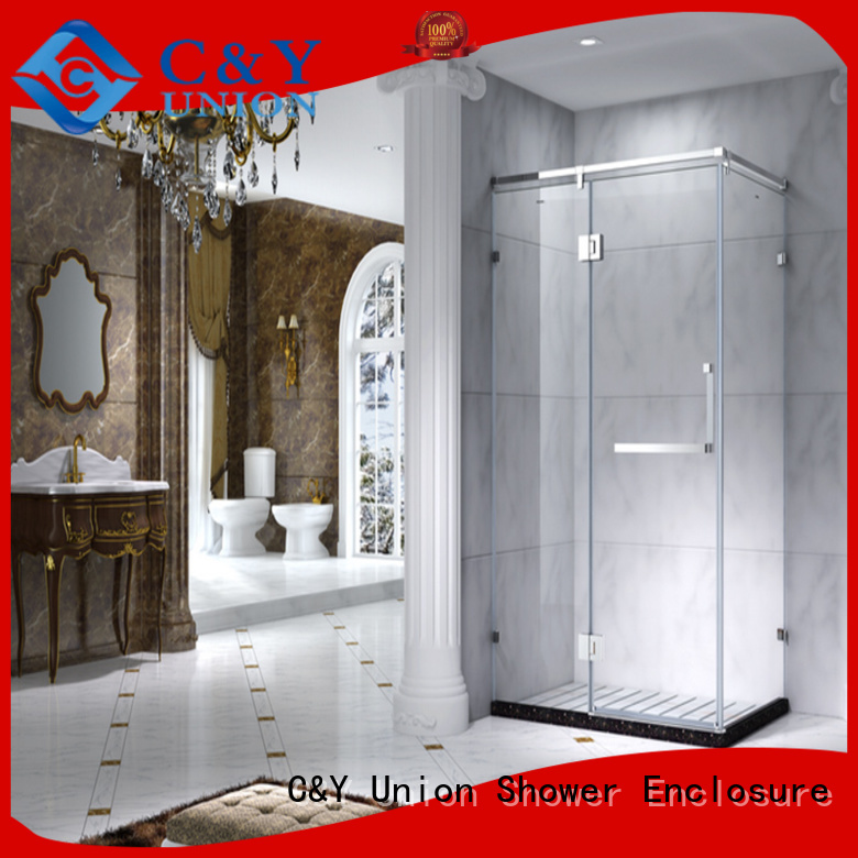 C&Y Union shower cabin for sale for standalone showers