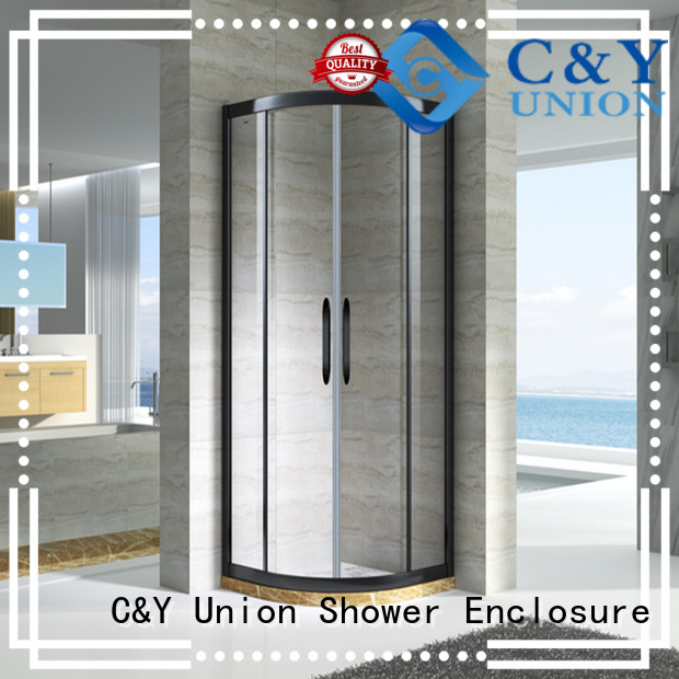 quality fashionable shower door enclosures C&Y Union Brand