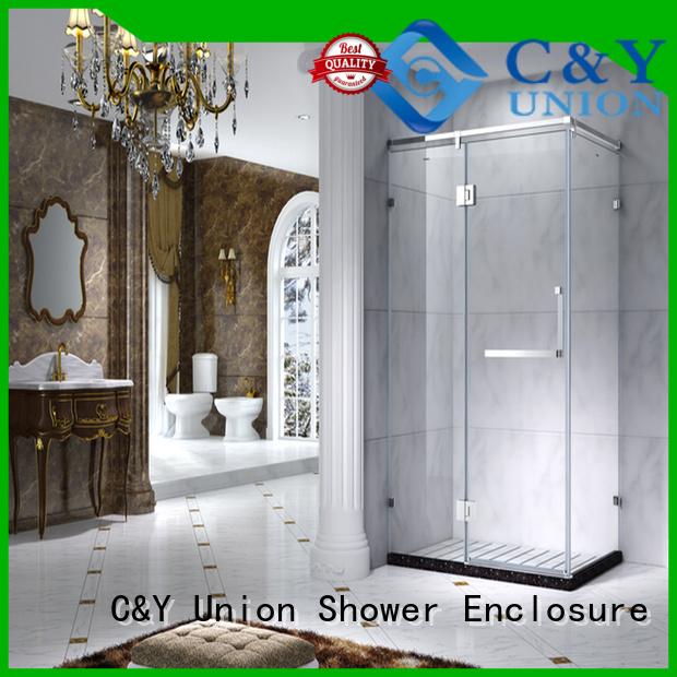 glass shower doors for tub prime Bulk Buy price C&Y Union