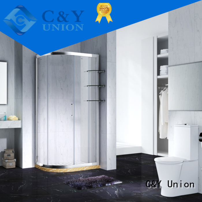 C&Y Union practical shower cabin for tub for bathroom