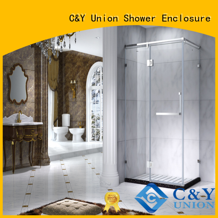 durable framed shower glass doors manufacturer for bagnio