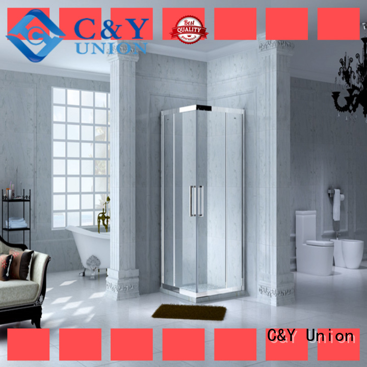 durable bathtub enclosures with sliding door for bathtub showers