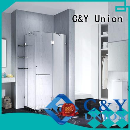 practical frameless shower factory for shower room
