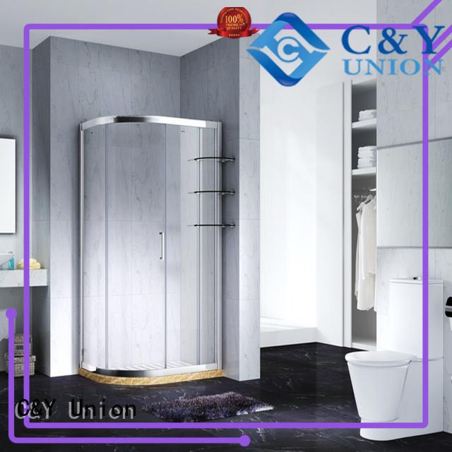 C&Y Union shower cabin manufacturer for standalone showers