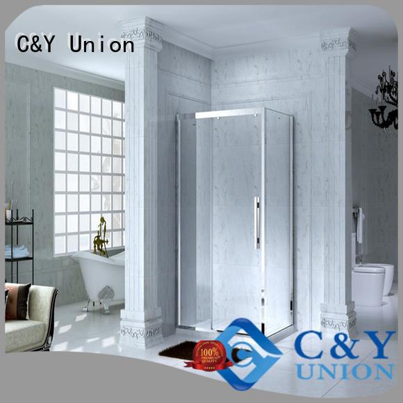 durable shower cabin manufacturer for bathtub showers