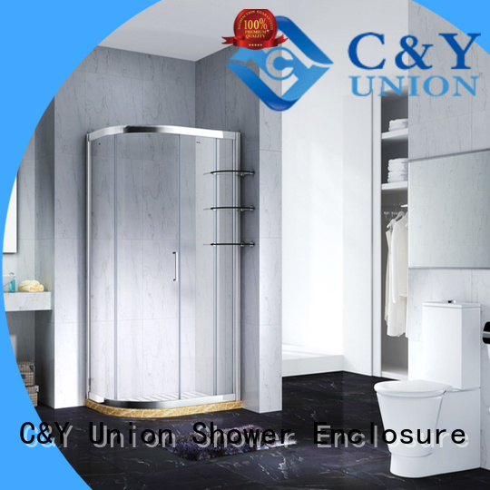 custom framed shower doors for sale for bagnio C&Y Union