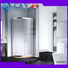 Quality C&Y Union Brand glass shower doors for tub style