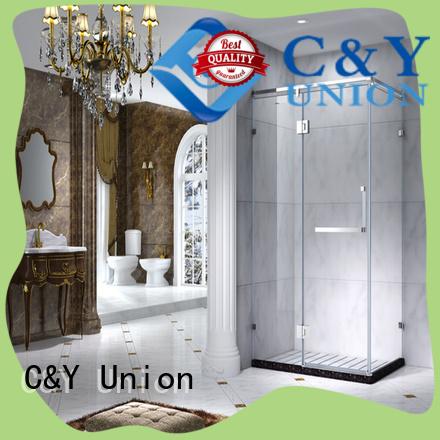 C&Y Union popular framed shower enclosure for sale for bathroom