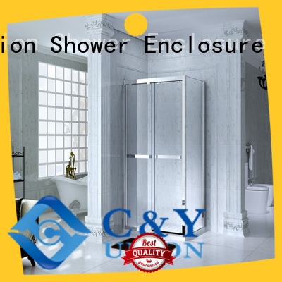 Hot shower door enclosures luxury C&Y Union Brand