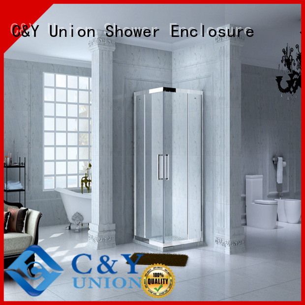 shower cabin for alcove C&Y Union