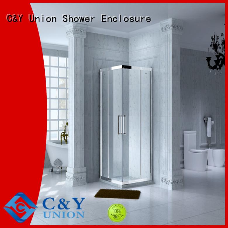 corner shower enclosures cy11321 for bagnio C&Y Union