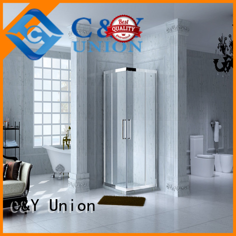 popular framed glass shower for sale for bath