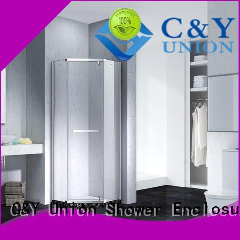 elegant glass shower enclosures shower screen for tub