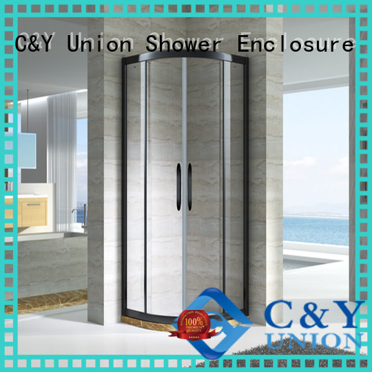 C&Y Union practical framed shower enclosure for sale for standalone showers