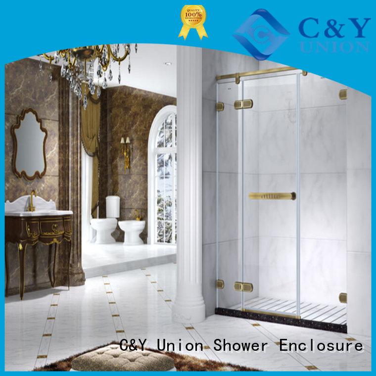 firm frameless shower cubicles for bath