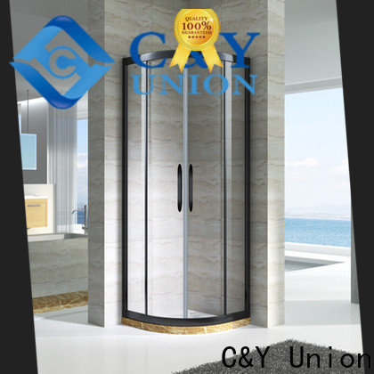 C&Y Union shower cabin for tub for standalone showers