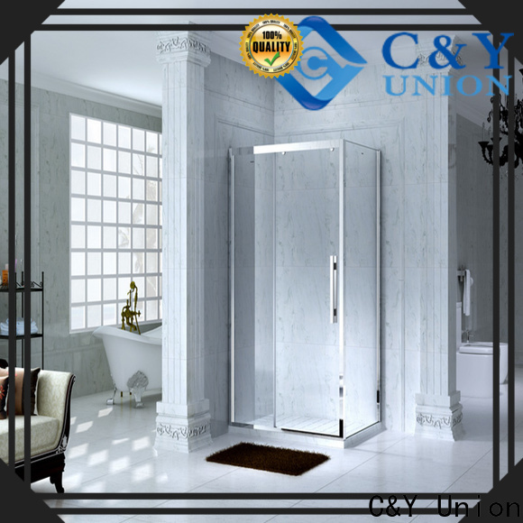 C&Y Union durable shower cabin for bagnio