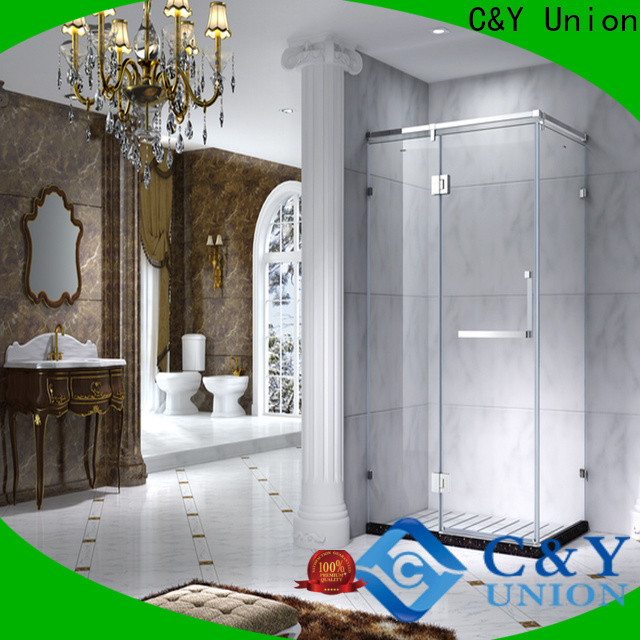 C&Y Union shower cabin for bath