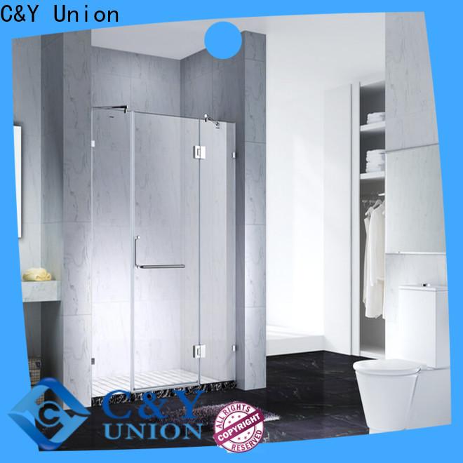 practical frameless glass shower doors shower screen for shower room