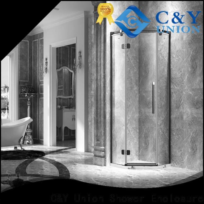 high quality frameless glass shower doors shower screen for bath