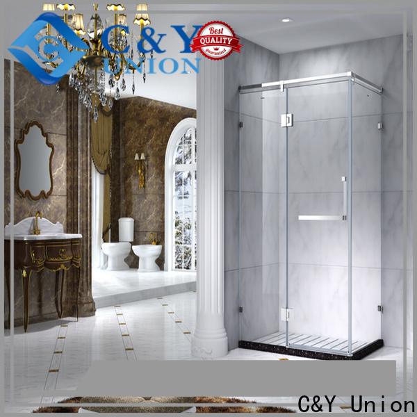 elegant custom framed shower doors for bagnio