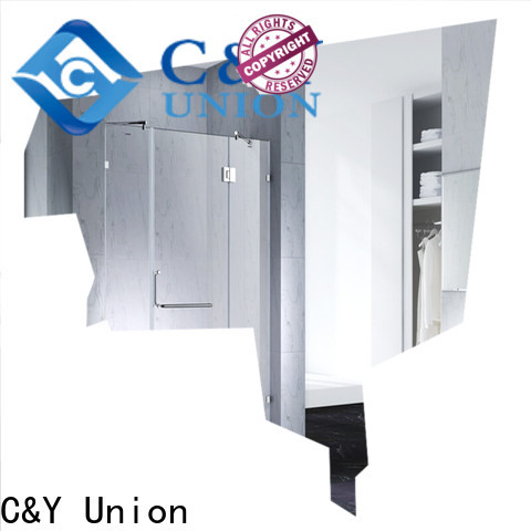 C&Y Union high quality glass shower enclosures cubicles for shower room