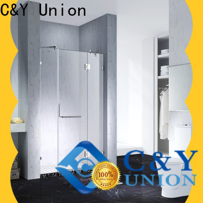high quality frameless shower cubicles for tub