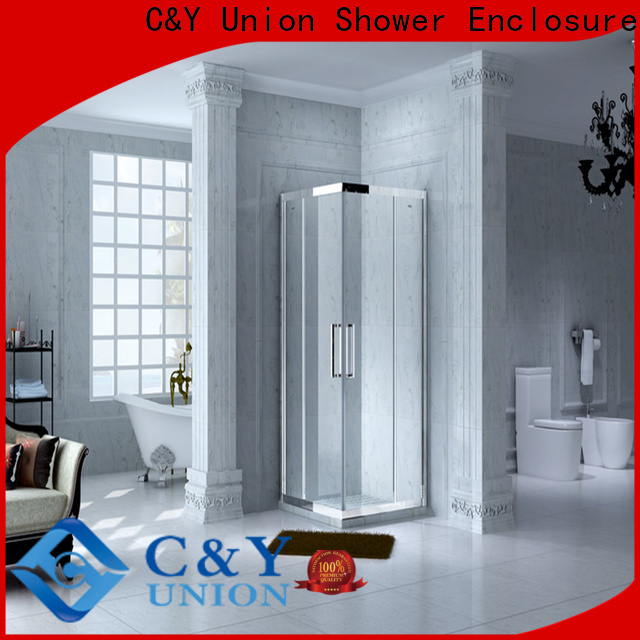 C&Y Union practical shower cabin manufacturer for bath