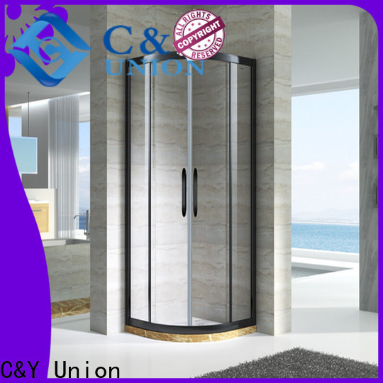 C&Y Union shower cabin with sliding door for bathroom