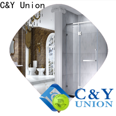 C&Y Union framed shower enclosure for sale for shower room