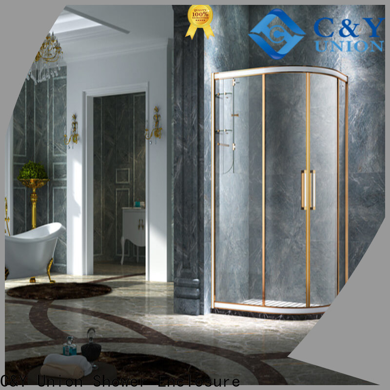 elegant custom framed shower doors for shower room