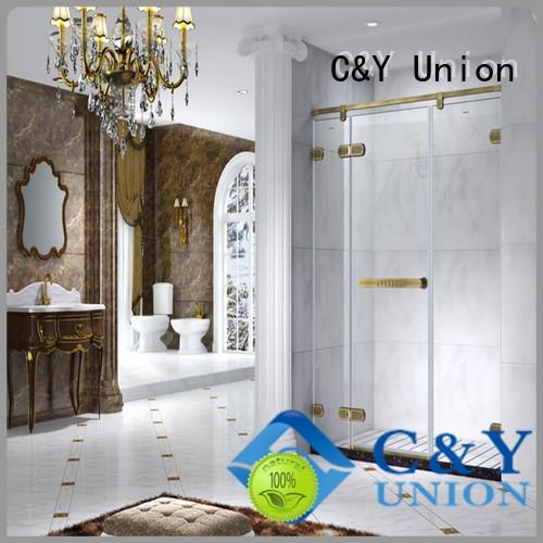high quality glass shower enclosures factory for bathroom