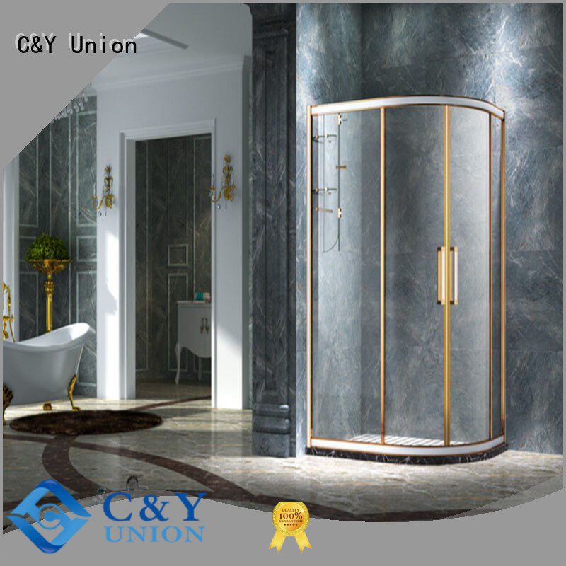 C&Y Union cy1231 bathtub enclosures for sale for bathtub showers
