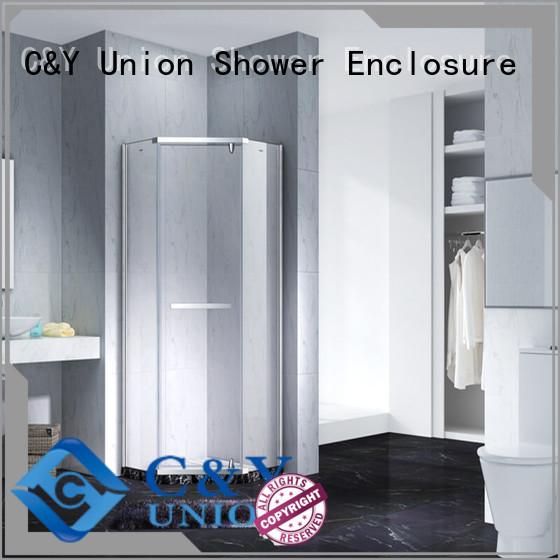 firm frameless shower enclosure cubicles for bath
