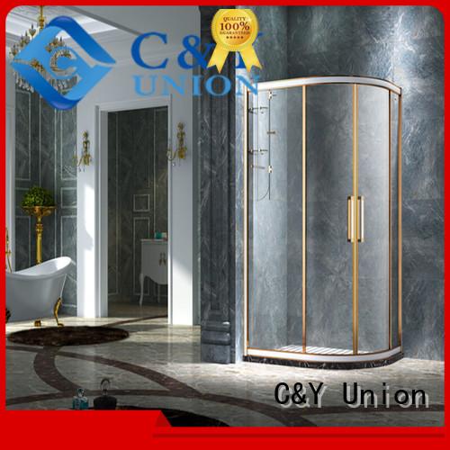 colorful framed shower glass doors for sale for bath