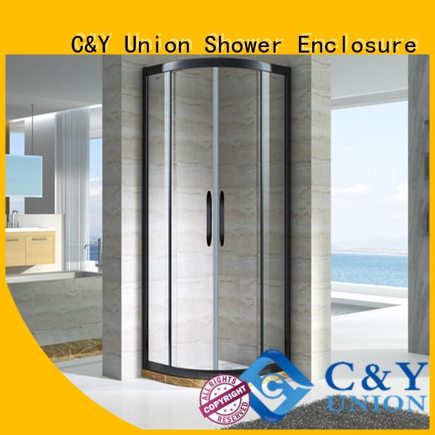 C&Y Union framed shower enclosure for shower room