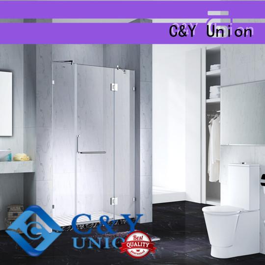 frameless shower enclosure factory for shower room C&Y Union