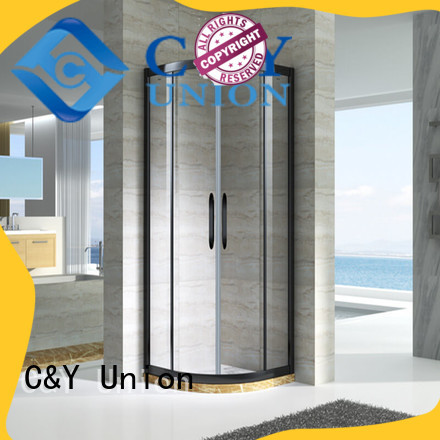 practical shower cabin for corner