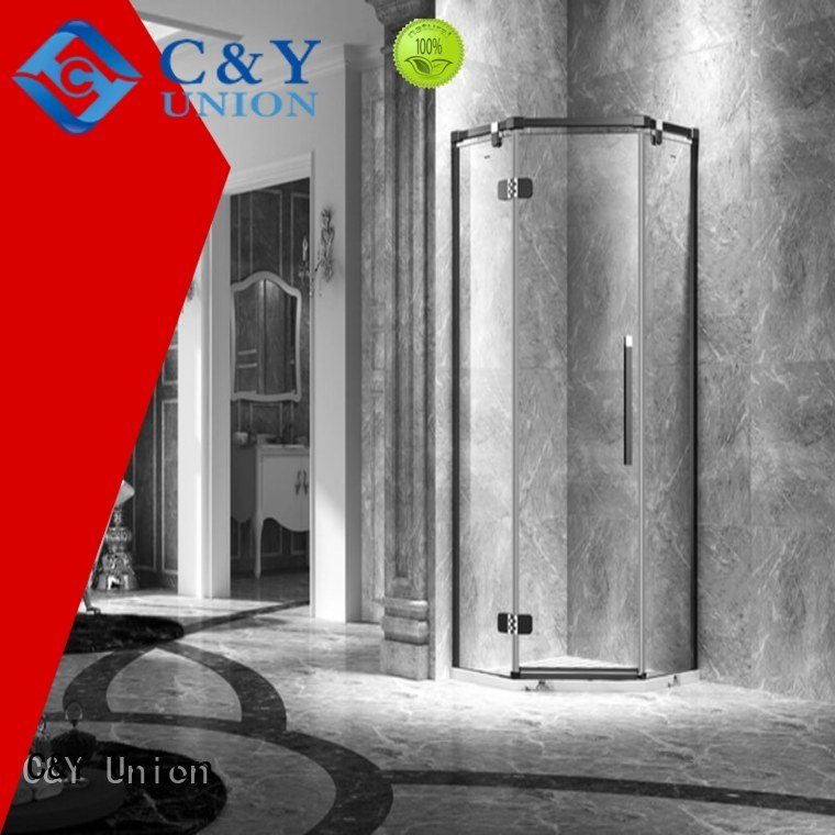 high quality glass shower enclosures cabin for bathroom