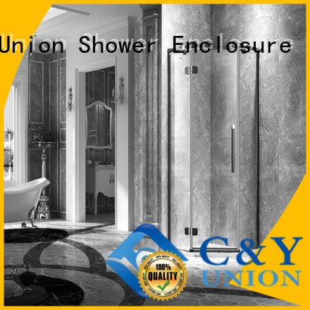 high quality frameless shower cubicles for bath