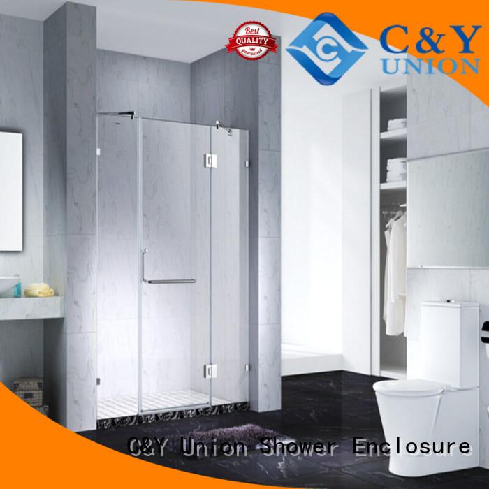 practical frameless glass shower doors shower panels for bath