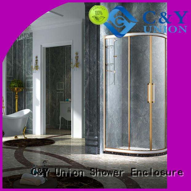 C&Y Union shower cabin for bath