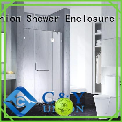 stable frameless shower shower panels for tub