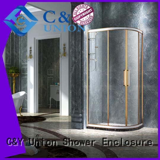 elegant framed glass shower enclosure for sale for bathtub showers