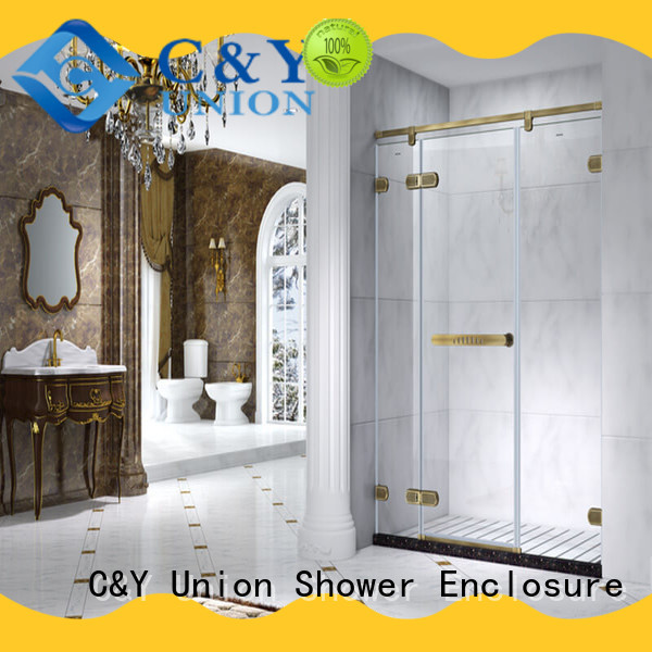 high quality glass shower enclosures cabin for bagnio